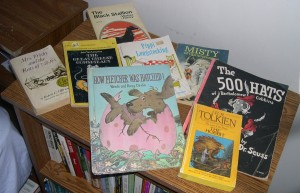 Favorite childhood books